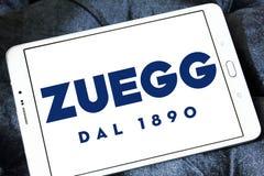 Logo della società di Zuegg immagine stock
