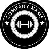 Logo della società, illustrazione di logo di affari Immagine Stock Libera da Diritti