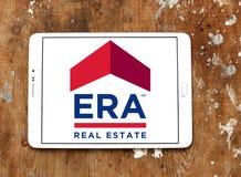Logo della società immobiliare di ERA Immagini Stock Libere da Diritti