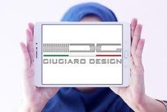 Logo delle automobili di Giugiaro Fotografia Stock Libera da Diritti