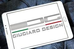 Logo delle automobili di Giugiaro Fotografie Stock