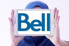 Logo delle Telecomunicazioni di Bell Immagini Stock