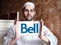 Logo delle Telecomunicazioni di Bell Fotografie Stock