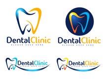 logo dentystycznego Zdjęcia Stock