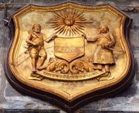 Logo der mewar Dynastie Lizenzfreies Stockfoto