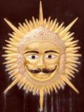Logo der mewar Dynastie Lizenzfreies Stockbild