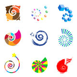 Logo Design Stock Images