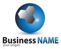 Logo design Royalty Free Stock Photography