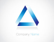 Logo design Royalty Free Stock Images