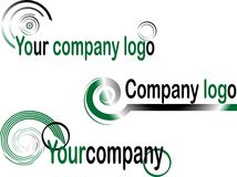 Logo for design Royalty Free Stock Photography