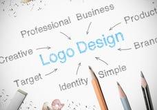 Free Logo Design Royalty Free Stock Photo - 86171915