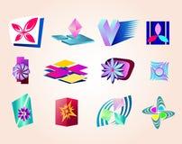 Logo design company Royalty Free Stock Image