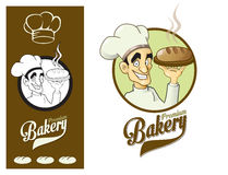 Logo design element Baker Stock Images