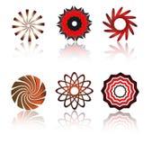 Logo & design elements Stock Images
