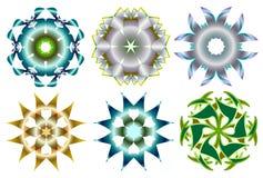 Logo design elements Stock Image
