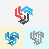 Logo Design Elements Royalty Free Stock Photo