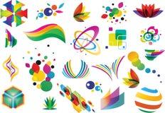 Logo design Stock Photos