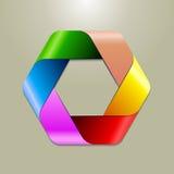 Logo design 1 Royalty Free Stock Photos