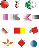 Logo design vector illustration Stock Photo