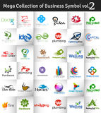 Logo Design vol.2 Stock Photo