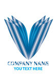 Logo design Royalty Free Stock Image
