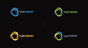 Logo designs Royalty Free Stock Images