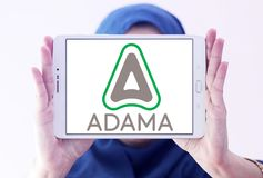 Logo di ADAMA Agricultural Solutions Immagini Stock
