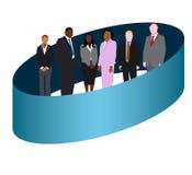 Logo di affari Immagini Stock
