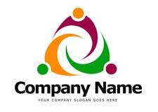 Logo di affari Immagini Stock Libere da Diritti