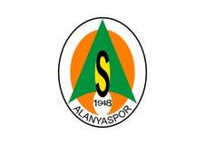 Logo di Alanyaspor royalty illustrazione gratis