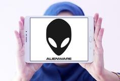 Logo di Alienware Immagine Stock Libera da Diritti
