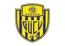 Logo di Ankaragucu illustrazione di stock