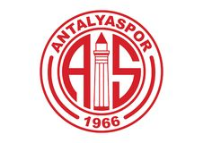 Logo di Antalyaspor illustrazione di stock