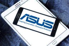 Logo di Asus Fotografia Stock