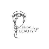 Logo di bellezza Fotografie Stock
