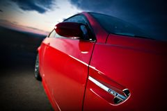 Logo di BMW M3 immagini stock