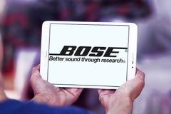 Logo di Bose Corporation Fotografie Stock Libere da Diritti
