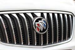 Logo di Buick Fotografie Stock Libere da Diritti