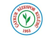 Logo di Çaykur Rizespor illustrazione di stock