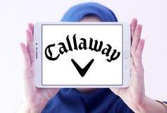 Logo di Callaway Golf Company Fotografie Stock