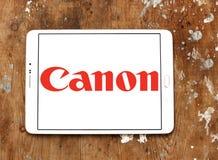Logo di Canon Fotografie Stock