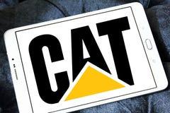 Logo di Caterpillar fotografia stock libera da diritti
