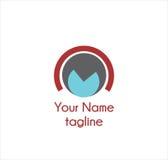 Logo di CO Fotografia Stock Libera da Diritti