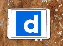 Logo di Dailymotion Fotografia Stock