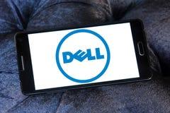 Logo di Dell Fotografia Stock