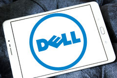 Logo di Dell Immagine Stock