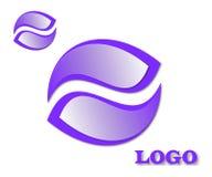 Logo di disegno della società illustrazione di stock