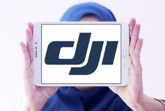 Logo di Dji Fotografie Stock Libere da Diritti