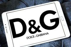 Logo di Dolce e Gabbana Fotografia Stock