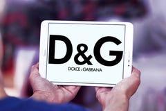 Logo di Dolce e Gabbana Immagini Stock